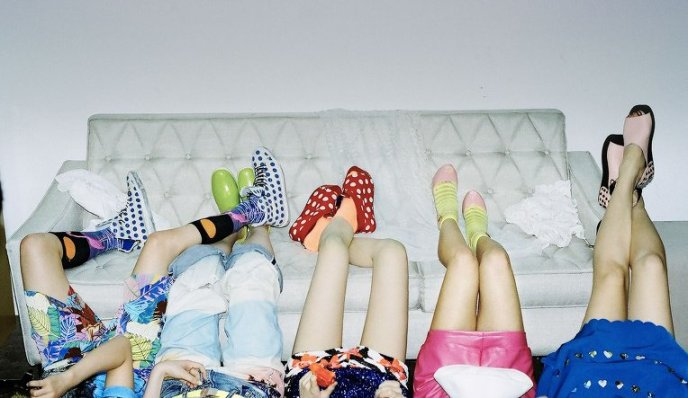 f(x) electric shock teaser